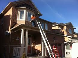 Siding, Soffits and Eavestrough Cleaning
